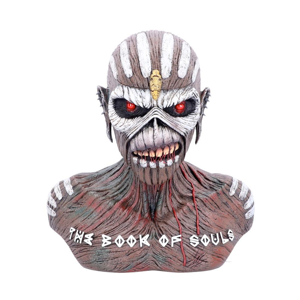 Iron Maiden The Book of Souls Bust Box 26cm