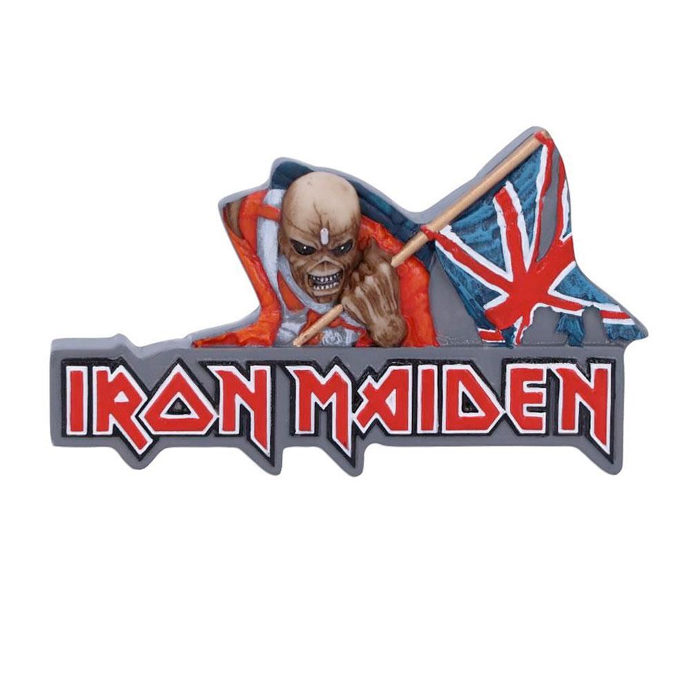 Iron Maiden The Trooper Magnet 10cm