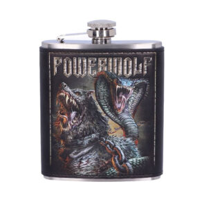 Powerwolf Hip Flask