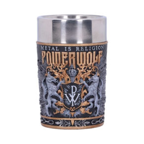 Powerwolf Metal is Religion Shot Glass 8.5cm