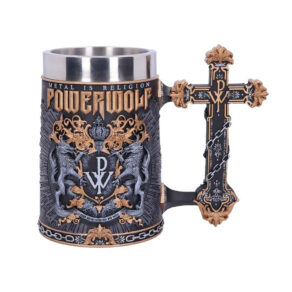 Powerwolf Metal is Religion Tankard 17.5cm