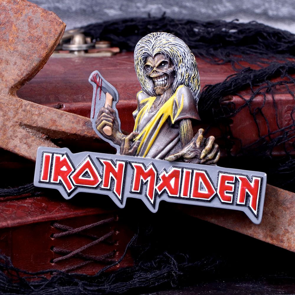 Iron Maiden The Killers Magnet 10cm 2