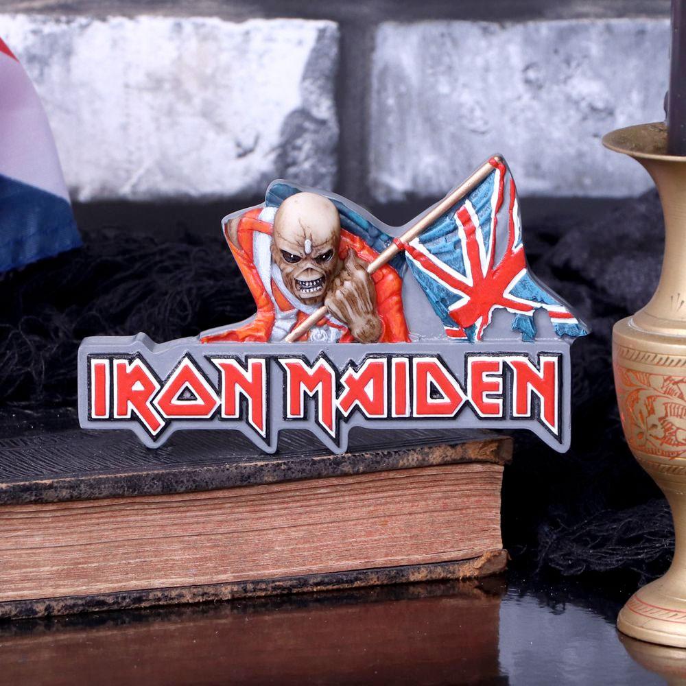 Iron Maiden The Trooper Magnet 10cm 2