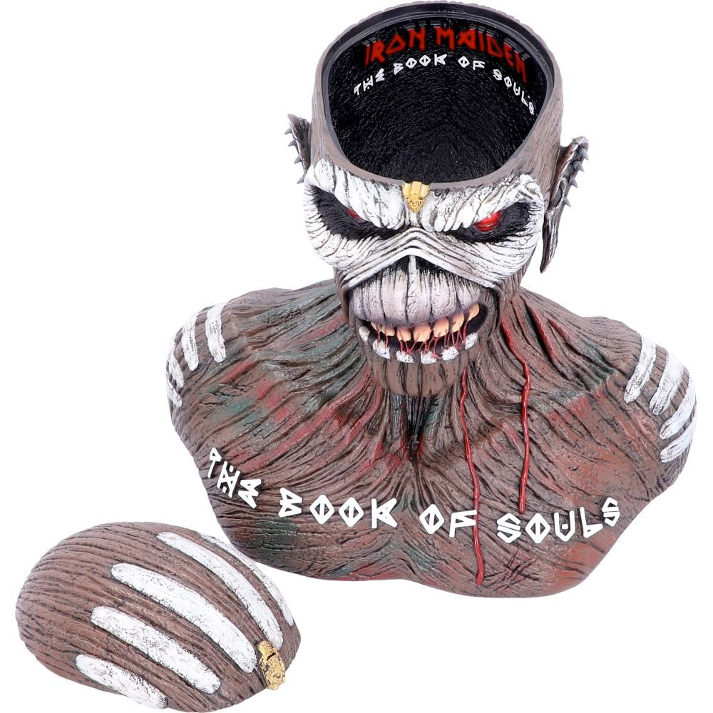 Iron Maiden The Book of Souls Bust Box 26cm 2